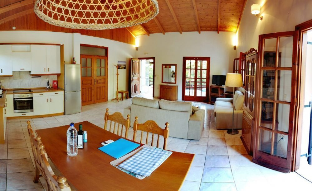 living room Bungalow Gialova